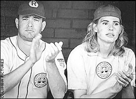 Tom Hanks, Geena Davis