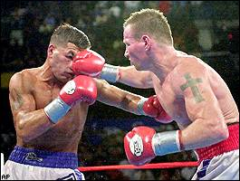 Arturo Gatti, Micky Ward