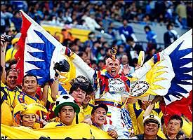 Ecuadorean fans
