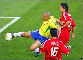 Ronaldo, Umit Ozat, Bulent Korkmaz