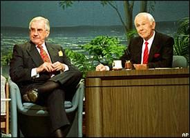 Ed McMahon, Johnny Carson