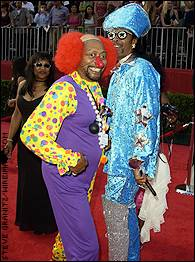 Bootsy Collins and Catfish the Clown