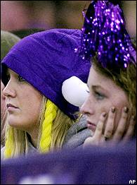 Minnesota Vikings fans