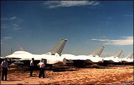 Davis Monthan Air Airbase