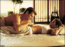 Pierce Brosnan, Halle Berry