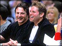 Joe and Gavin Maloof