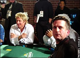 Bill Simmons, Kato Kaelin