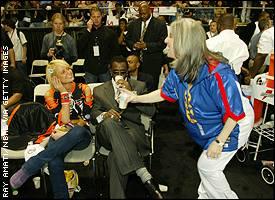 Paris Hilton, P. Diddy, Alysse Minkoff