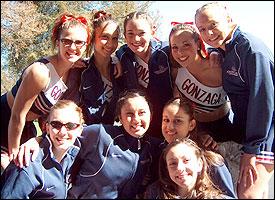 Gonzaga girls