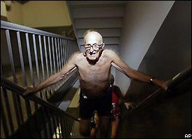 Old runner
