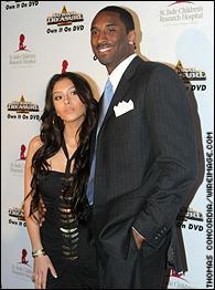 Kove & Vanessa Bryant