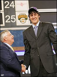 Stern and Bogut