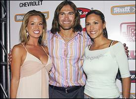 Johnny and Michelle Damon, Leeanne Tweedne