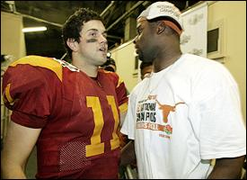 Vince Young, Matt Leinart
