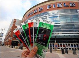 Super Bowl XL tickets