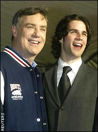 Eddie Cahill, Jim Craig