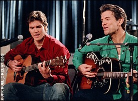 Barry Zito, Chris Isaak
