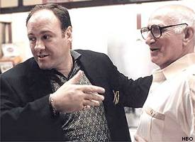 James Gandolfini,  Dominic Chianese
