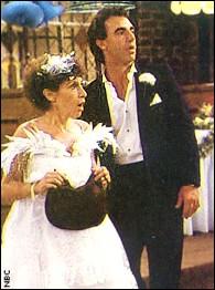 Carla, Eddie marriage