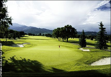 Broadmoor West Course