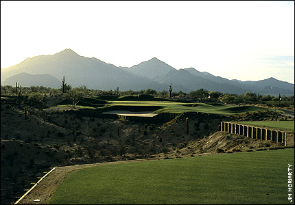 Grayhawk Golf Club (Talon)