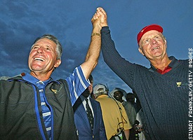 Gary Player, Jack Nicklaus