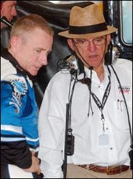 Jack Roush and Mark Martin