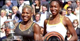 Serena and Venus Williams