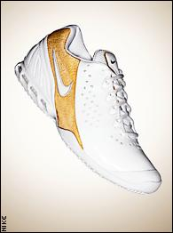 Roger Federer shoe