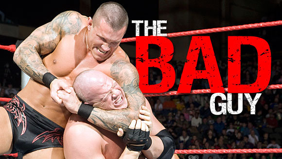 "WWE Interview: Randy Orton's life as ""the bad guy"""