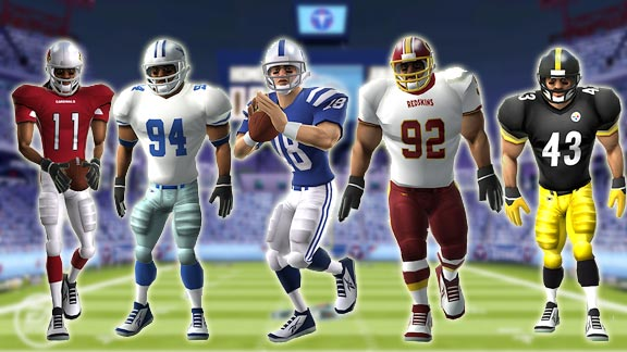 Madden NFL 10 Wii screenshot