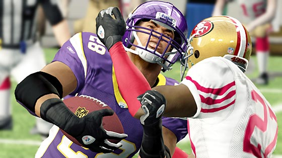 Madden NFL 2010 Ratings- Minnesota Vikings - sgibs7's Blog