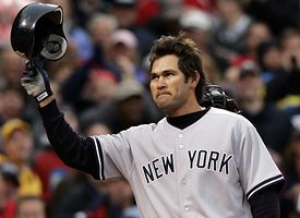 Johnny Damon