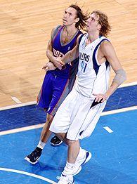 Steve Nash, Dirk Nowitzki