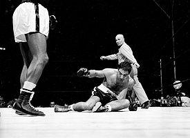 Rocky Marciano vs. Walcott