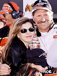 Dale and Theresa Earnhardt