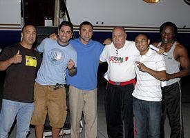 Team De La Hoya
