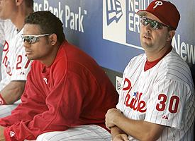 Bobby Abreu and Cory Lidle