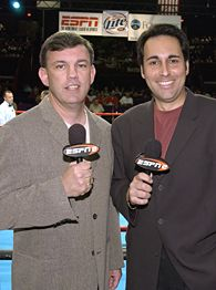 Teddy Atlas (left) and Joe Tessitore