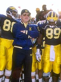 Bo Schembechler Michigan