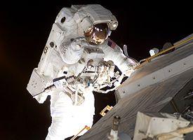 Astronaut John B. Herrington
