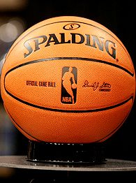 New NBA Ball