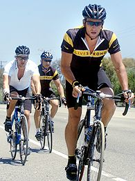 Armstrong and McConaughey