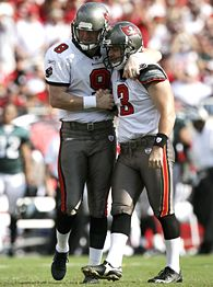 Doug Benc/Getty Images Matt Bryant celebrates after his 62-yard field