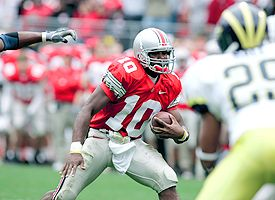 Troy Smith v Michigan 2004