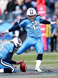 Marvin Gentry/US Presswire Rob Bironas has been a valuable weapon for