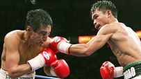 Erik Morales and Manny Pacquiao