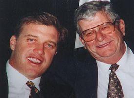 John Elway and Jack Elway