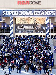Colts Parade