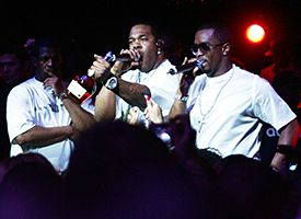 Busta Rhymes, Diddy